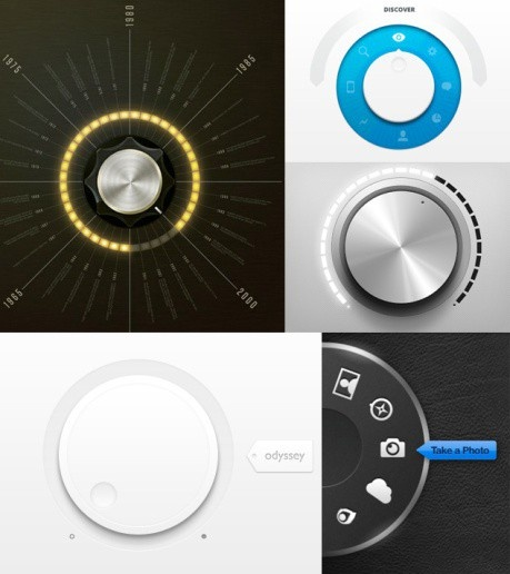 UI Designs Elements