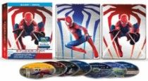 Spider-Man Legacy Collection [SteelBook] [Blu-ray] | @giftryapp