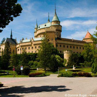 Bojnický zámok - Slovakia.travel