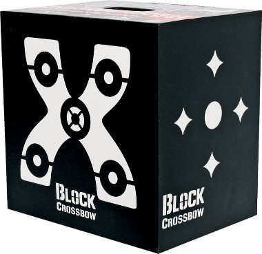 The Block® Black Field Logic Block® Crossbow Target : Cabela's