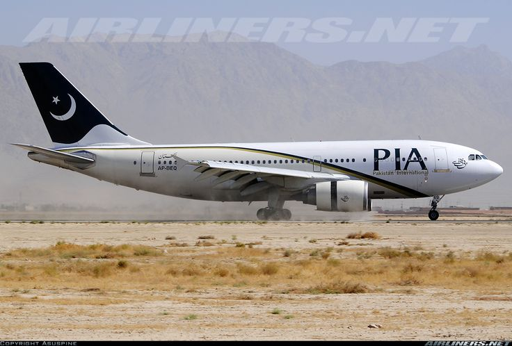 Airbus A310-308 aircraft picture
