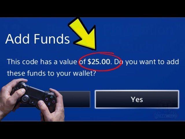 6757a7c9cecc1b61d438f01b6203dacc - How To Get Free Money In Your Ps4 Wallet