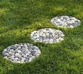 Steinweg Im Garten Anlegen   14 Inspirierende Ideen