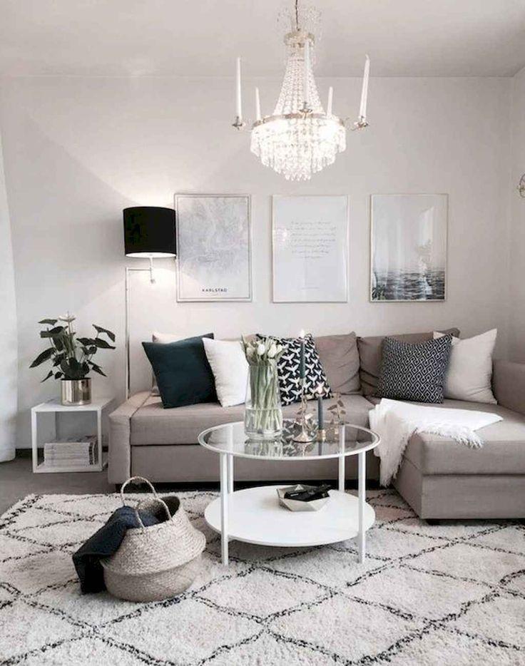65 Modern Small Living Room Decor Ideas