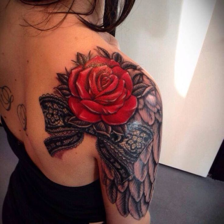 25 best ideas about lace rose tattoos on pinterest lace tattoo hip thigh tattoos and lace. Black Bedroom Furniture Sets. Home Design Ideas