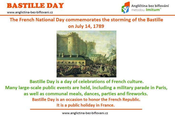 Dobytí Bastily dne 14. července 1789 znamenalo začátek Velké francouzské revoluce. ⚔️💪 #dendobytibastilly #Jul14