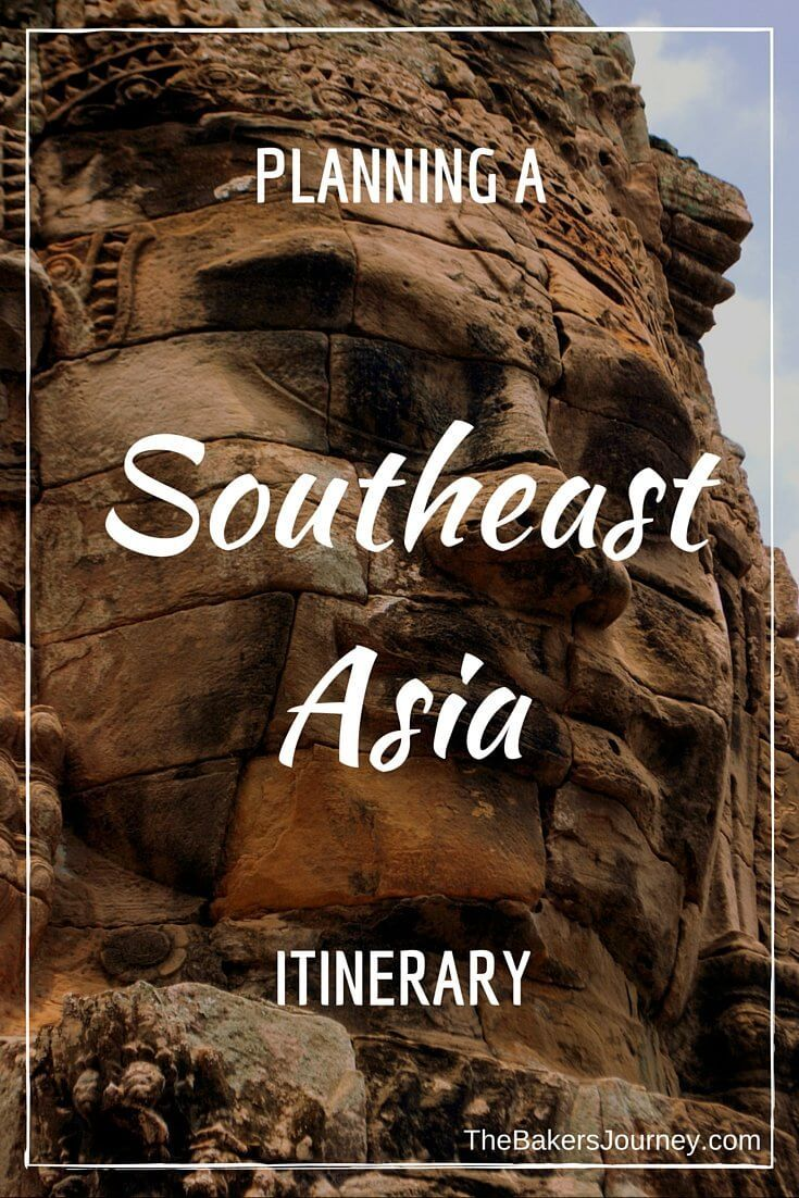 Planning a Southeast Asia Itinerary can be a daunting task - we've highlighted the key things to think about when planning your own Southeast Asia Itinerary.