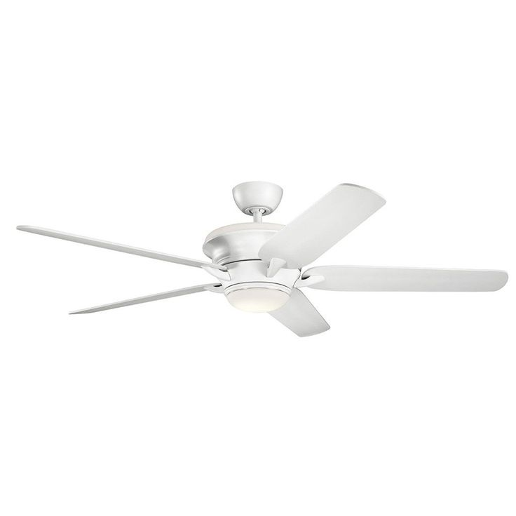 Kichler Lighting Pino Collection 60-inch Matte LED Ceiling Fan