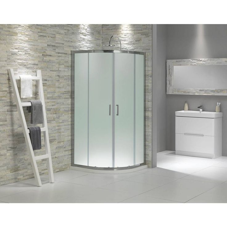 Frosted Glass Quadrant Shower Enclosure 900 - Now 179 ...