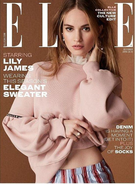 Elle UK Magazine October 2016  #fashion, #trends, #style, #design, #attitude, #womensfashion, #glamour, #online, #magazine