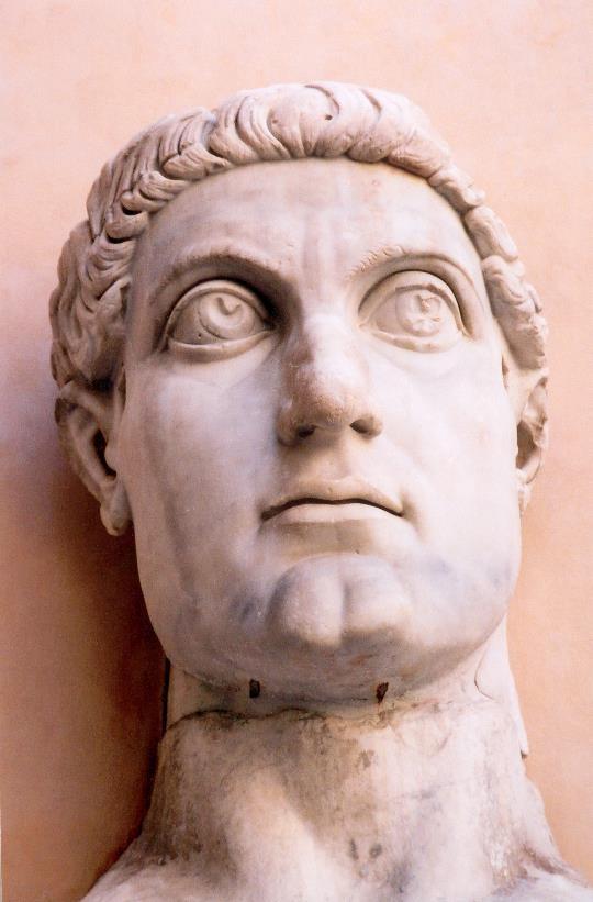 Emporer Constantine:  apopsi kalos kala trava