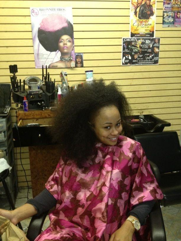 Blac Chyna Natural Hair | Hairy situation | Natural hair ...