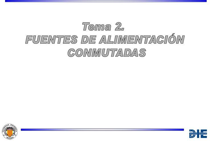 Fuentes conmutadas - Documents