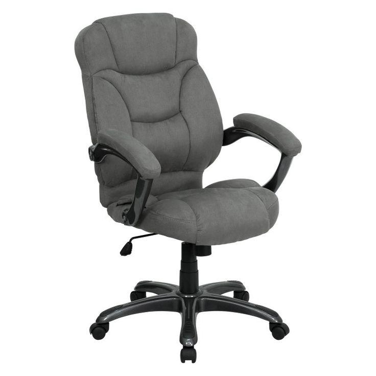 flash furniture high back office chair go725bkgg