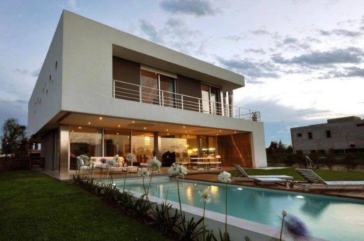60 best casas minimalistas racionalistas modernas for Casas minimalistas en argentina