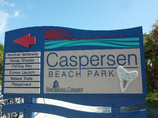 Caspersen Beach - Shark tooth hunting in Venice, FL