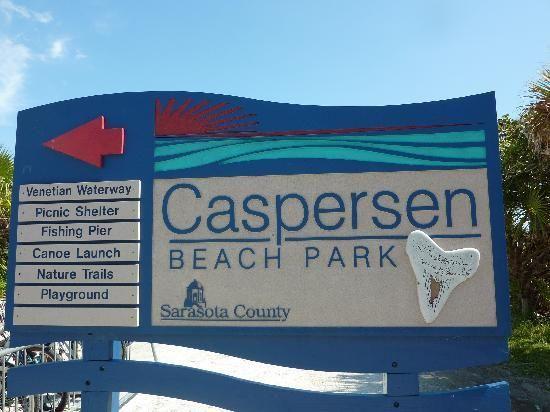 Caspersen Beach - Shark tooth hunting in Venice, FL