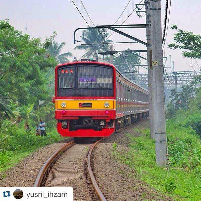 #Repost @yusril_ihzam with @repostapp.  Nambo Line  #instafankcj #KAI #keretaapikita #kereta #railway #indonesia #photography #photograph #trains_worldwide #trains #landscape  #ig_worldwide #ig_worldclub #best_shot #like4like #instasize #instapict #Krl #JR205 #japan #photographer #photo #railfans @krlcommuterline #205系 #日本 by jr205series