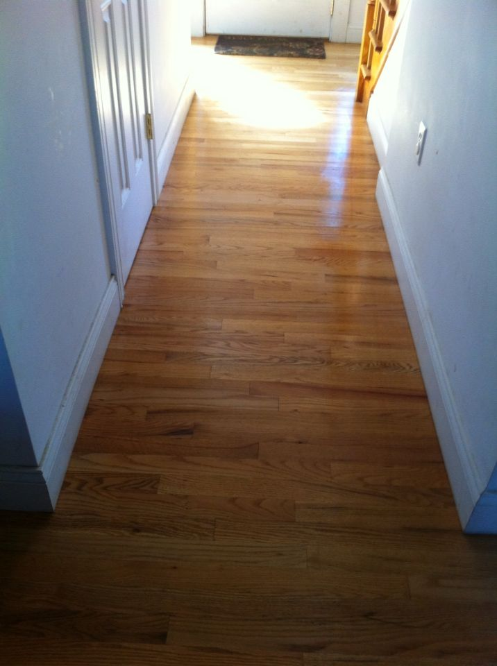 Diy wood floor cleaner and polish the floor is dry here for How to dry wet wood floor