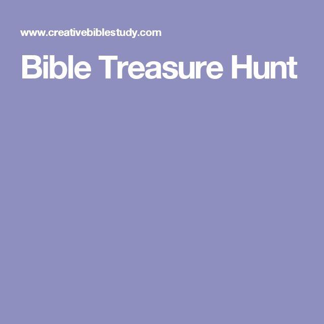 Bible Treasure Hunt
