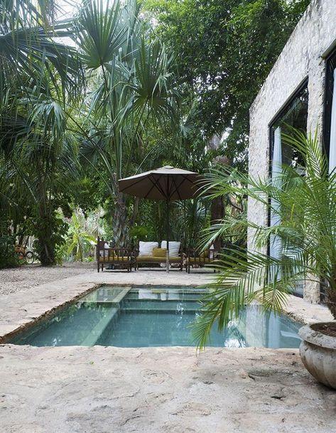 Pinterest  les 30 plus belles piscines qui vont vous faire rêver