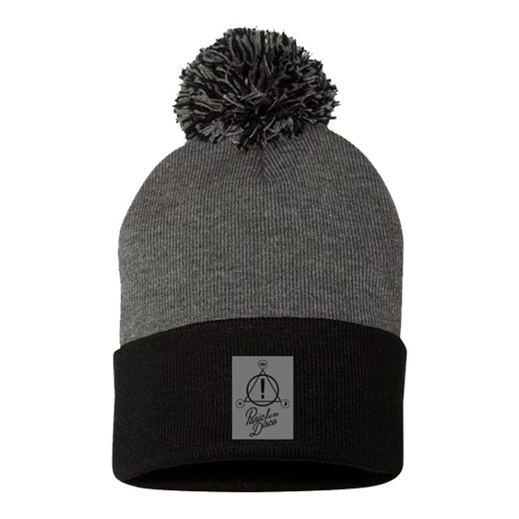 Panic! At The Disco - Pom Stocking Hat