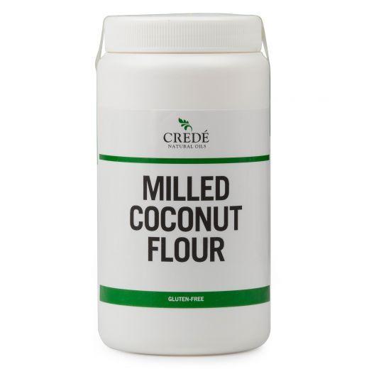 Coconut flour, great for diabetic bakers.