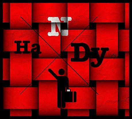 Nouveau design du logo The Handy Club. Qu'en pensez-vous ?