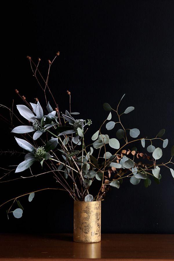 How to: DIY Faux Mercury Glass Vases