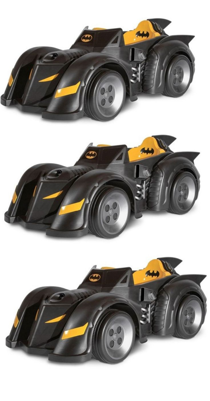 Check Out This Electric Ride On Batmobile Batman Electriccar