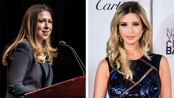 Here's The HILARIOUS Difference Between Ivanka Trump And Chelsea Clinton! HA HA!