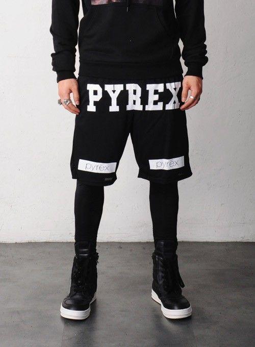 Pyrex vision shorts