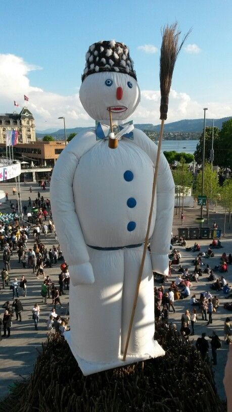 Böög Zürich 2014