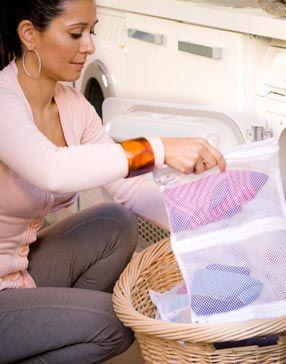 No Odd Socks - Sock wash bag  - dunno if its brilliant or daft!
