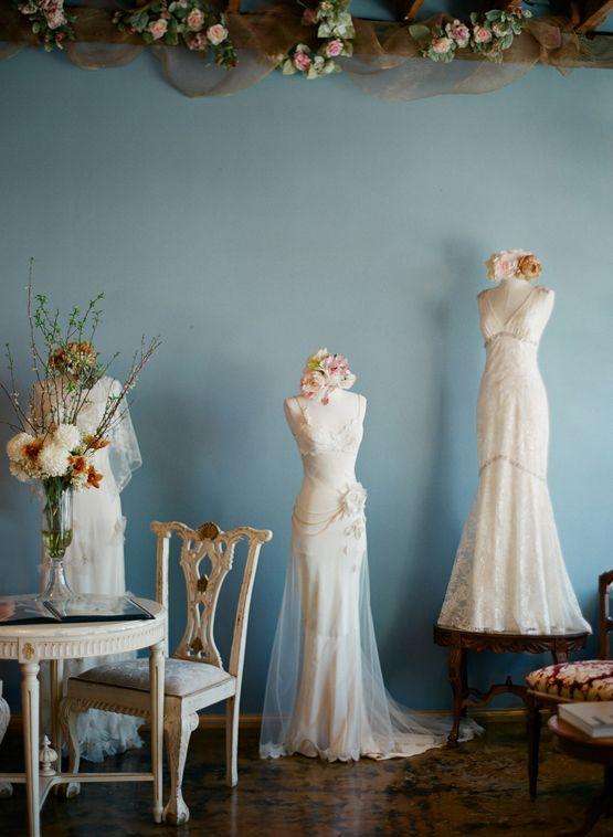 93 best Bridal salon images on Pinterest | Short wedding gowns ...