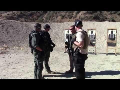 Law Enforcement Training / Tactics: Close Quarters [CQB] (PART 1) - YouTube