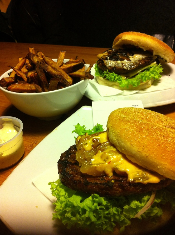 Velvet Burger nomm