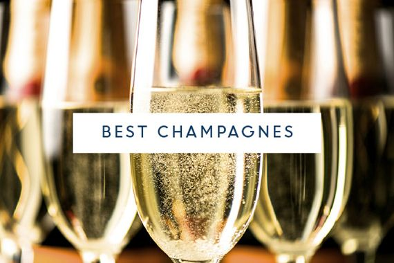 Best Champagnes  73 wines submitted 12 wines selected