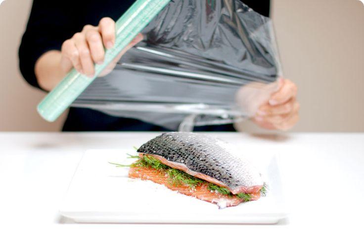 Cómo marinar salmón en casa, paso a paso