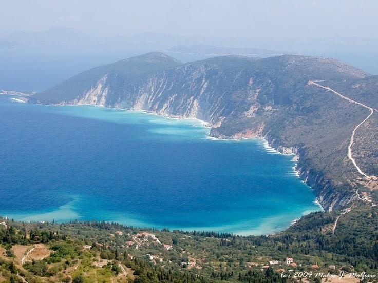 Ithaki,Odysseas island