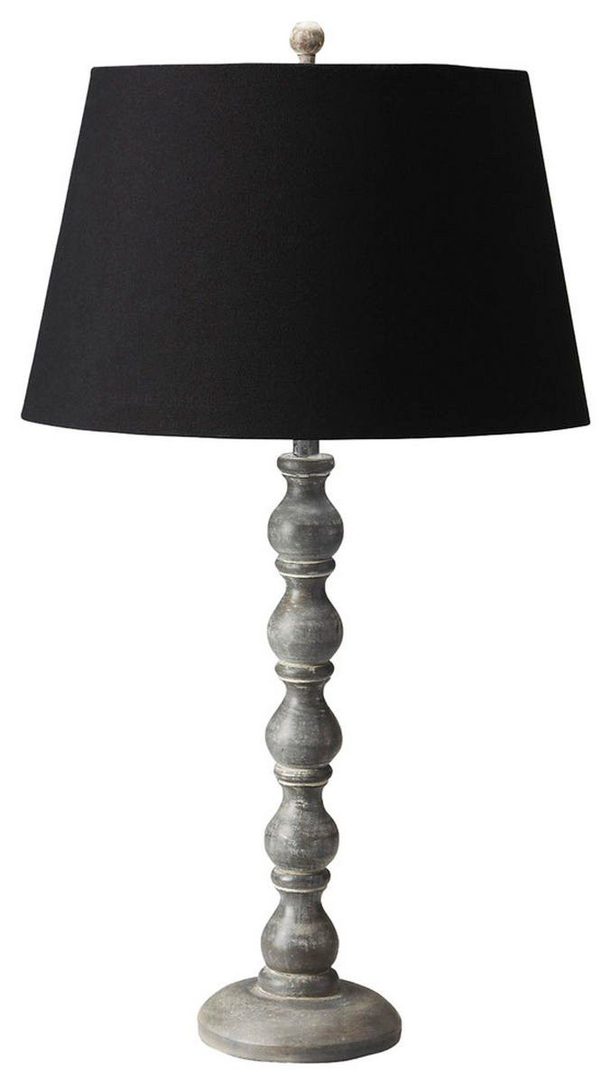 Table lamp harp sizes - Transitional Table Lamp Gray