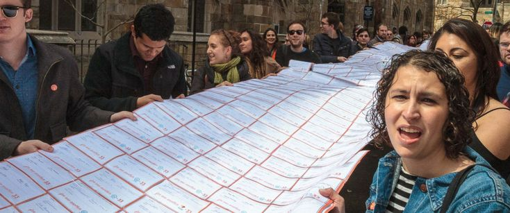 Students from Yale's newly-formed graduate student union, Local 33-UNITE HERE, declared an indefinite hunger strike last week in protest of the University administration's refusal to engage in collective bargaining with them.  Yale's graduate students voted in February to unionize, and would be one of the first to do so since the National Labor ...