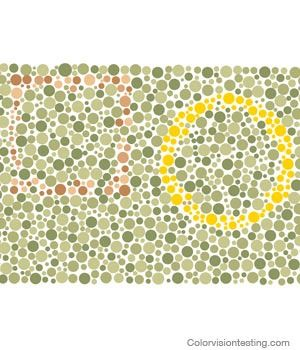 Color-Blind Tests for Kids - You don't need to know your colors to be tested for color blindness.