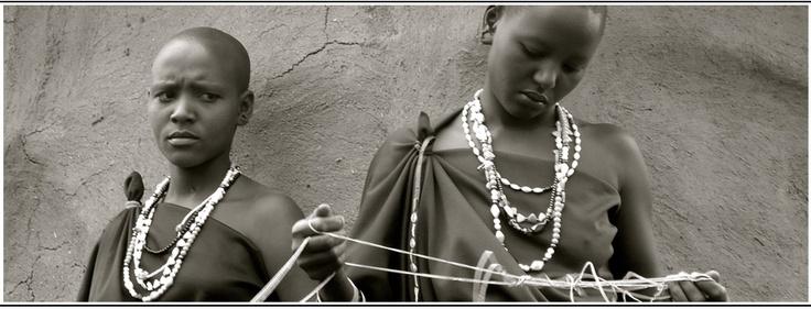 Namelok Maasai Women - Tanzania  Photographer: Michelle Lasorsa