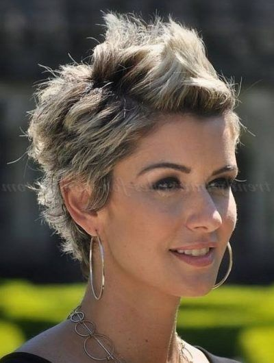 short hairstyles, short haircut   faux hawk for women   trendy  faux hawks for women faux hawks for women for  Style Right Choice for Anyone who is Bored With The Old Style
