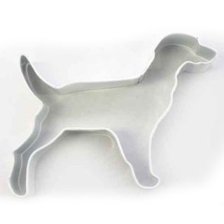 DOG COOKIE CUTTER - WHITE