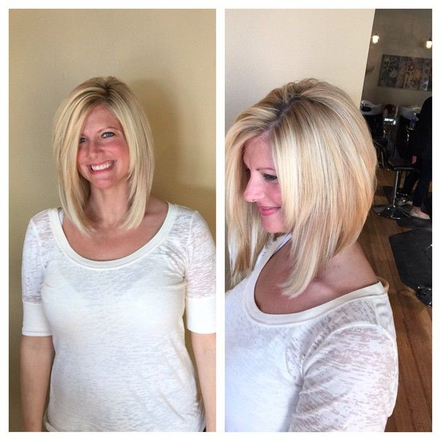 Just A Tad Shorter In The Front And The Back With A