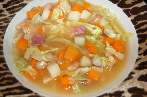 How to Go on the Cabbage Soup Diet -- via wikiHow.com--I used to go on this diet when I was young to kick start my many long-term diets.  It's time to try this again!