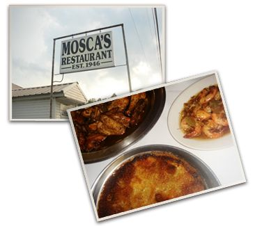 Mosca's Classic Italian Restaurant, New Orleans