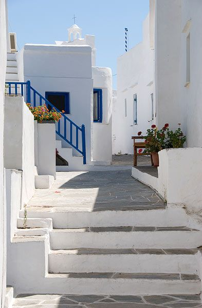 GREECE CHANNEL | Sifnos island | by greek images | via santoriniblog